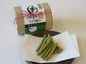 米かりんとう